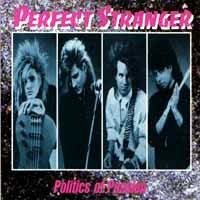 [Perfect Stranger Politics of Passion Album Cover]