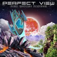 [Perfect View Red Moon Rising Album Cover]
