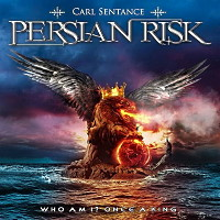 [Persian Risk Who Am I / Once a King Album Cover]