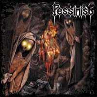 [Pessimist Blood For The Gods Album Cover]