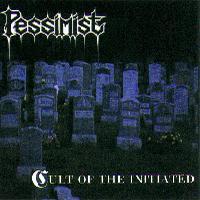 [Pessimist Cult of the Initiated Album Cover]