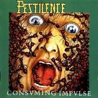 [Pestilence Consuming Impulse Album Cover]