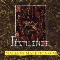 [Pestilence Malleus Maleficarum Album Cover]