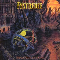 [Pestilence Mind Reflections Album Cover]