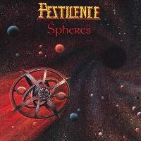 [Pestilence Spheres Album Cover]