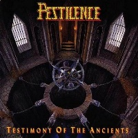 [Pestilence Testimony of the Ancients Album Cover]