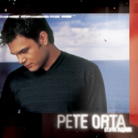 [Pete Orta Born Again Album Cover]
