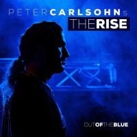 [Peter Carlsohn's The Rise Out of the Blue Album Cover]
