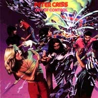 Peter Criss Out Of Control Album Cover