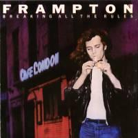 [Peter Frampton Breaking All the Rules Album Cover]