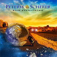 Peterik/Scherer Risk Everything Album Cover
