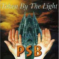 [Peter Stevens Band Taken By The Light Album Cover]