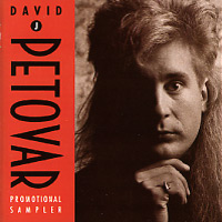 David J. Petovar Promotional Sampler Album Cover