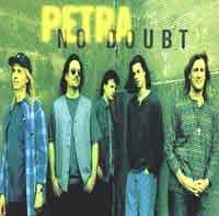 [Petra No Doubt Album Cover]