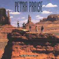 [Petra Petra Praise-The Rock Cries Out Album Cover]