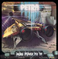 [Petra More Power to Ya Album Cover]