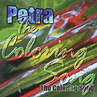 [Petra The Coloring Song Album Cover]