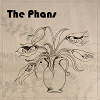 [The Phans The Phans Album Cover]