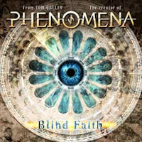 Phenomena Blind Faith Album Cover