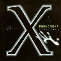 Phenomena Project X 1985-1996 Album Cover