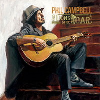 [Phil Campbell Old Lions Still Roar Album Cover]