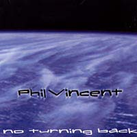 [Phil Vincent No Turning Back Album Cover]