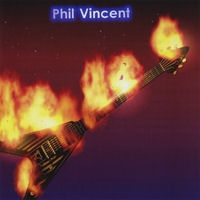[Phil Vincent White Noise Album Cover]