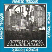 [Picasso Trigger Determination - The Demo Album Cover]