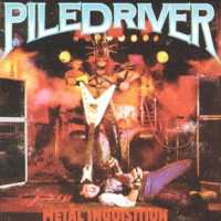 [Piledriver Metal Inquisition Album Cover]