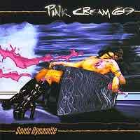 [Pink Cream 69 Sonic Dynamite Album Cover]