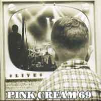[Pink Cream 69 Live Album Cover]