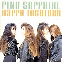 [Pink Sapphire Happy Together Album Cover]