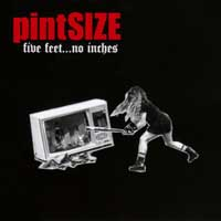 [Pintsize Five Feet... No Inches Album Cover]