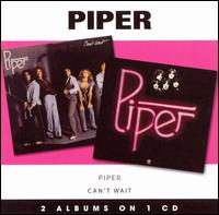 Piper Piper/ Can't Wait Album Cover