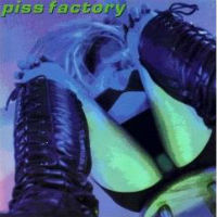 [Piss Factory Piss Factory Album Cover]