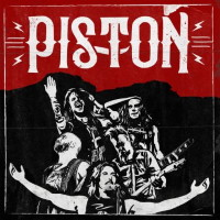 [Piston Piston Album Cover]