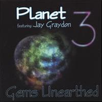 [Planet 3 Gems Unearthed Album Cover]