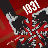 [Planet P Project 1931: Go Out Dancing Part One Album Cover]