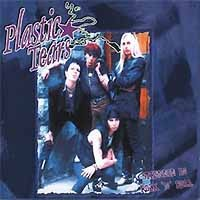 [Plastic Tears Stranded in Rock-n-Roll Album Cover]