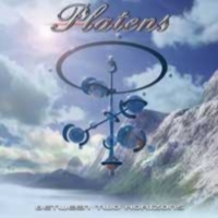 [Platens Between Two Horizons Album Cover]