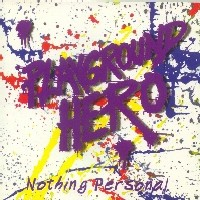 [Playground Hero Nothing Personal  Album Cover]