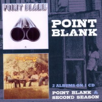 [Point Blank Point Blank / Second Season Album Cover]