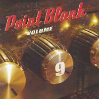 [Point Blank Volume 9 Album Cover]