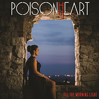 Poisonheart Till the Morning Light Album Cover