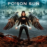 [Poison Sun Virtual Sin Album Cover]