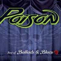 [Poison Best Of Ballads and Blues Album Cover]