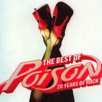 [Poison The Best Of Poison: 20 Years Of Rock Album Cover]