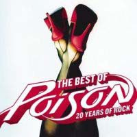Poison The Best Of Poison: 20 Years Of Rock Album Cover
