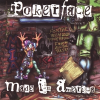 [Poker Face Made in America Album Cover]