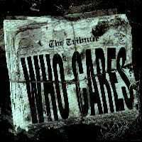 The Poor Who Cares Album Cover